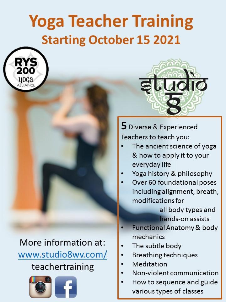 Studio 8 - Health, Wellness & Fitness for Greater Huntington, WV